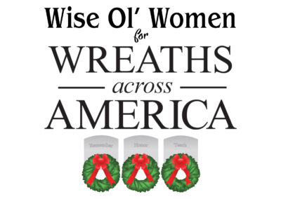 WOW for WreathsAcrossAmerica (Upgrade)